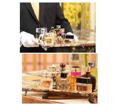 瑰麗酒店隆重呈獻尊貴「香水管家」服務