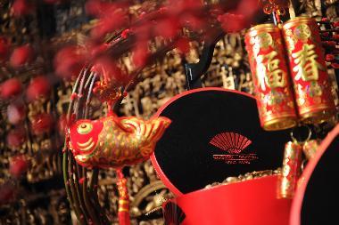 文華東方酒店集團呈獻奢華禮遇喜迎新春
